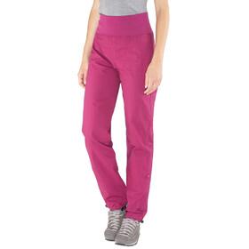 E9 Andrea - Pantalon long Femme - rouge